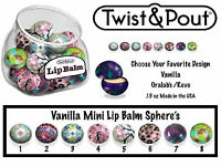 Revo Lip Balm, Twist & Pout Limited Edition 2015 Spring Discontinued