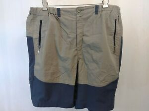 Smokey-Bear-Climber-Wear-Cargo-Shorts-Mens-XXL-Lightweight-Hiking-Climbing