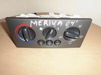 Opel Meriva  Bedienteil Klimabedienteil Heizungsregler Behr GM 93329465