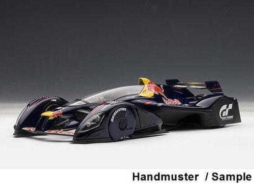 1 18 Autoart Red Bull X2010