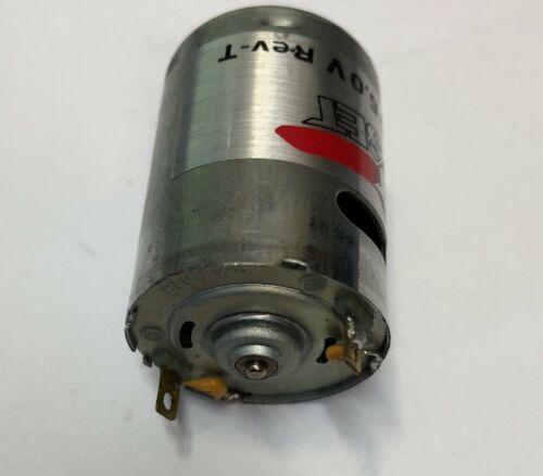 Speed 400 6 Volt Motor For RC Airplane