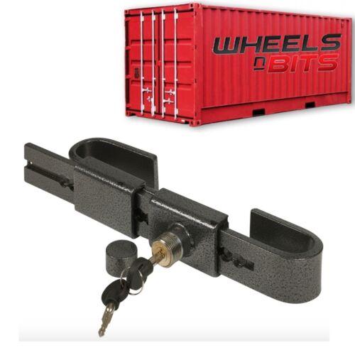 Nuevos productos 20//40FT contenedor de envío bloqueo de acero endurecido camión camión con 2 llaves