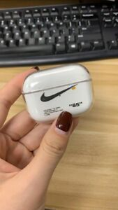 Airpods Pro Case Cover Nike X Offwhite Ebay
