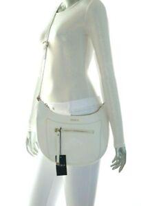 Furla-Ginevra-Shoulder-Messenger-Leather-Bag-Petal-NWT-398-00