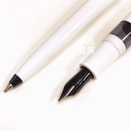 Pelikan West Germany Carve Logo M100 Fountain Pen with Bonus K100 Ball point Pen