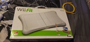 Nintendo Wii Fit With Balance Board Complete in Box