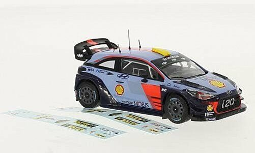 IXO Models Hyundai i20 Coupe WRC Rallye WM, Rally 1 1 1 43 RAM645 126a5f