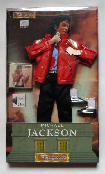 Consciencieux Michael Jackson : Vêtements 'beat It' - Street Life - Ab Toys 800200 - Ovp