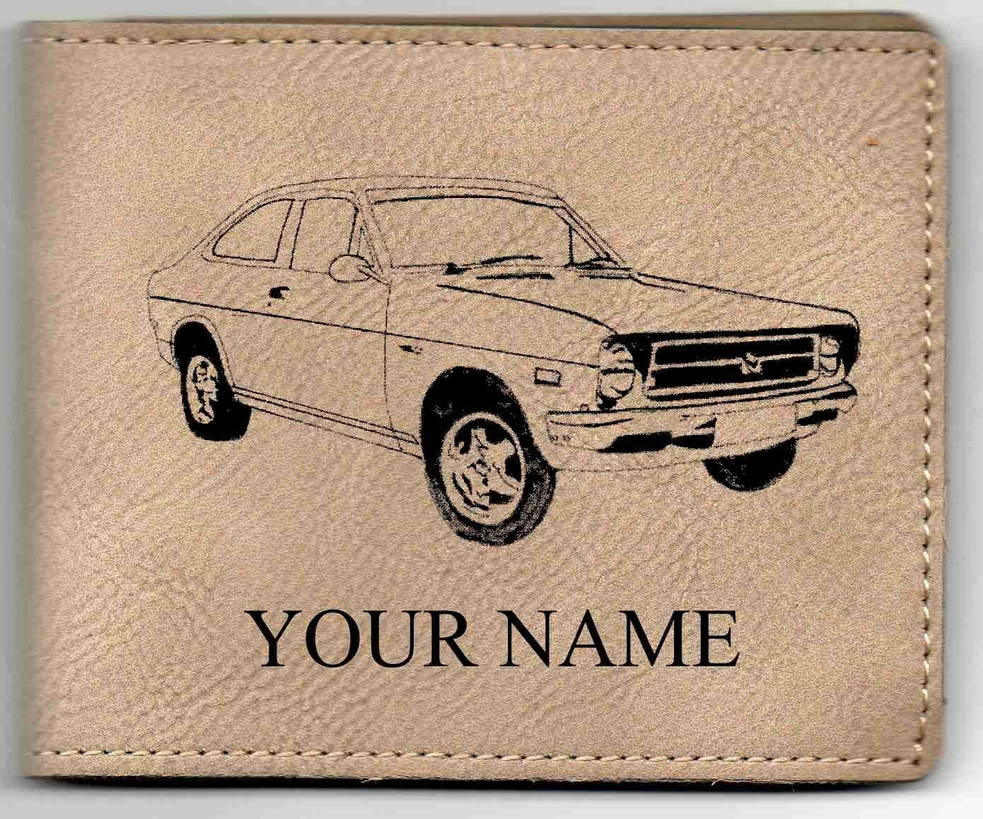 65 Chevrolet Corvette Coupe Rosewood Pen Case Engraved
