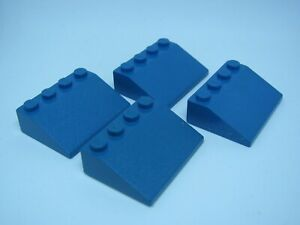 4 x LEGO Slope 33 3 x 4 Ref 3297 Couleur au choix Choose your color