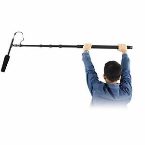 Neewer microphone boom pole built-in XLR audio cable with a portable hand-held