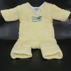 Baby Merlin's Magic Sleepsuit Swaddle Transition Sz Large ...