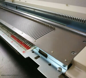 New Creative Sk280 4 5mm Standard Gauge Knitting Machine For Silver