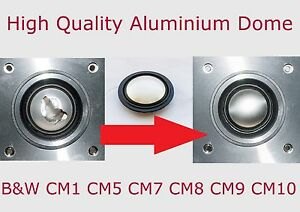 B&W CM1 CM5 CM7 CM8 CM9 CM10 Dome Replacement Diaphragm ...
