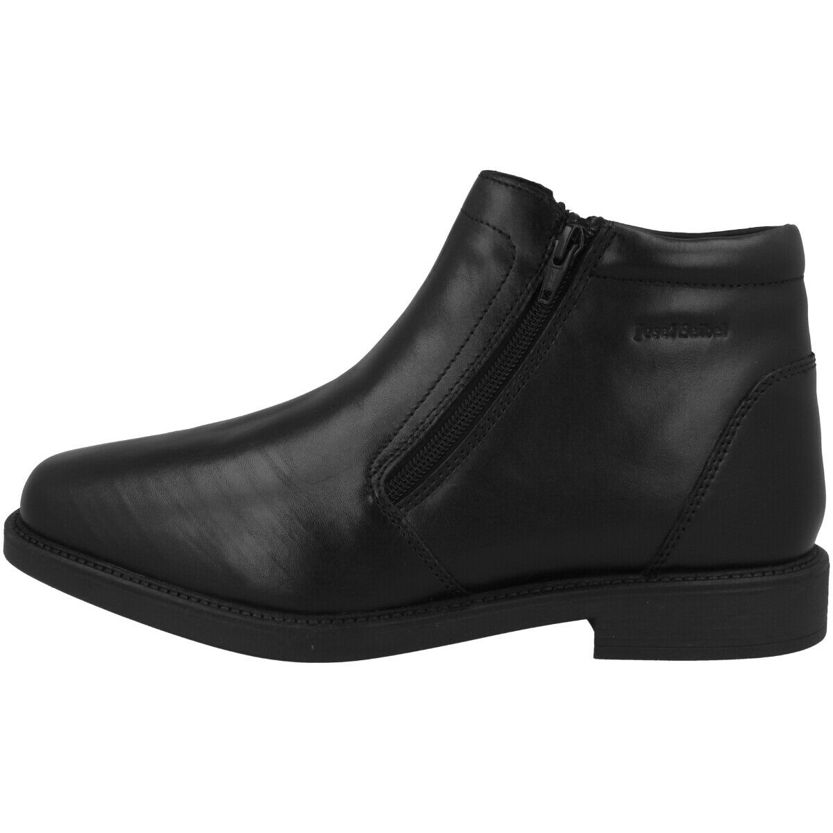 Josef Seibel abel 07 invierno bota botas botas de nieve negro 12507-la30-100