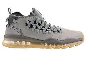 sports shoes 6ac75 fbfc2 Image is loading Nike-Air-Max-TR17-Cool-Grey-Dark-Grey-