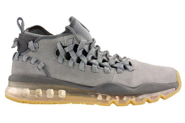 nike air max tr17 scarpe mens forte grey / gomma tutte le dimensioni 880996