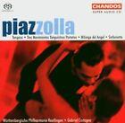 Tangazo Sinfonietta Milonga Del Angel Castagna 0095115500620 by Piazzolla