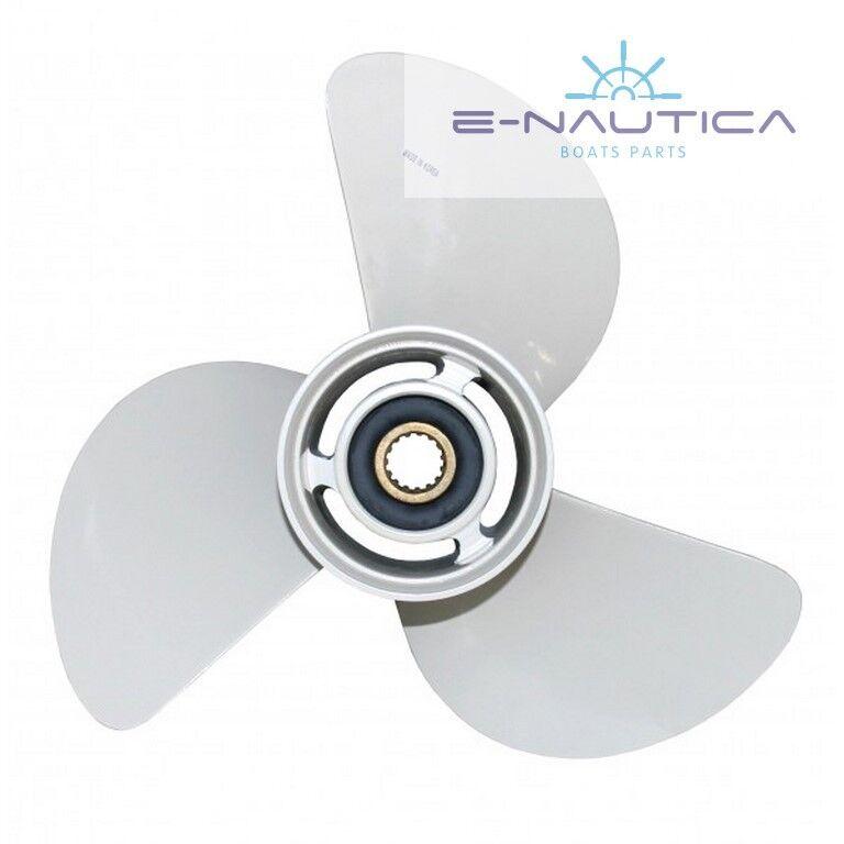 Propeller Yamaha 50-130 PS Y60 13 1/2x15 Aluminium 6E5-45947-00-EL TOP