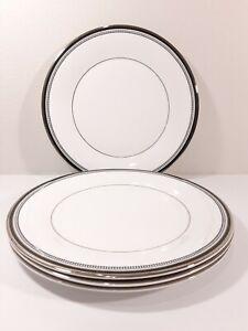 "Set 0f 4 Royal Doulton Sarabande Dinner Plate 10.5"" H5023"