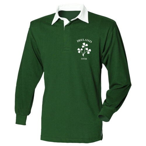 2017 Irlanda Uomo da 1879 Rugby Irish Nations calcio Fan Supporter L5 Maglia 6 Bottle Retro WwvBqaEZ