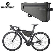 RockBros Waterproof MTB Road Bike Cycling Triangle Large Tube Frame Bag 5L/8L