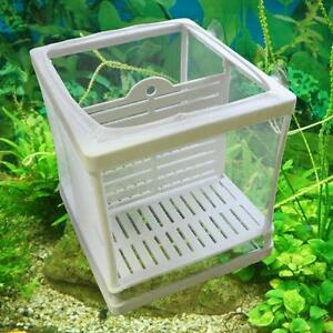 Image Is Loading Aquarium Fry Baby Fish Tank Guppy Breeding Breeder