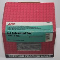 Ace Hardware 5lb 10d Hot Galvanized Framing Nail 53466 3