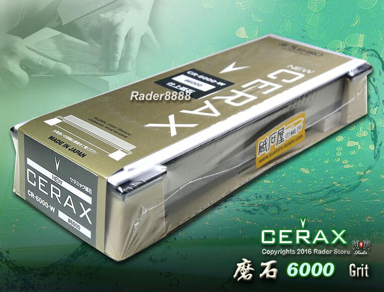 Japanese New Cerax Ceramic Whetstone  6000 Grit Sharpen Stone For Cutlery