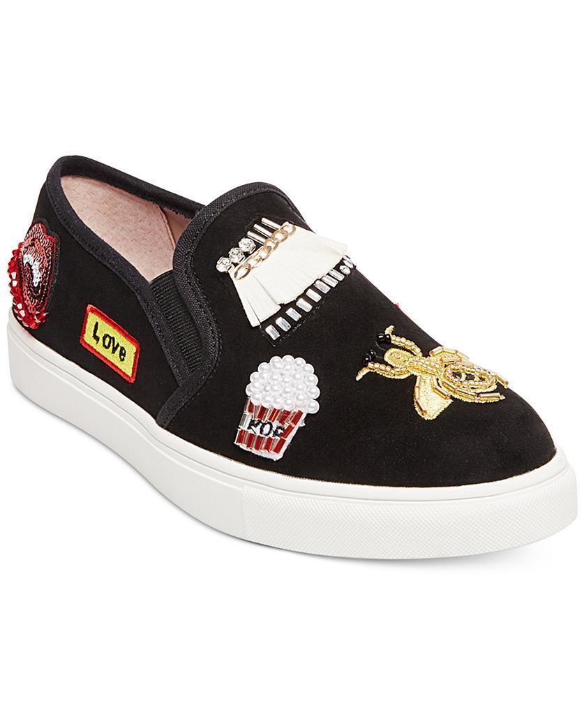 Betsey Johnson nero COOPERAS Peres Rheditings Beads Sequins  scarpe Wms NUOVO HTF  trova il tuo preferito qui