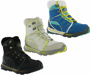 Merrell-Snowfury-Thermal-Waterproof-Winter-Snow-Ski-Boots-Womens-UK3-8-5