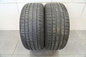 2x-Pneus-D-039-ete-Pirelli-Cinturato-p7-245-40-r19-94-W-SEAL-7-2-mm-Dot-4715