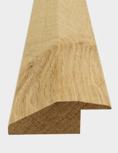 Image is loading Solid-Oak-Wood-Door-Bar-threshold-14mm-Reducer- & Solid Oak Wood Door Bar threshold 14mm Reducer 1000mm Mini Door ... pezcame.com