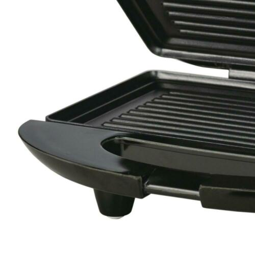Details about  /Brentwood TS-246 Panini Press and Sandwich Maker Non-Stick Black