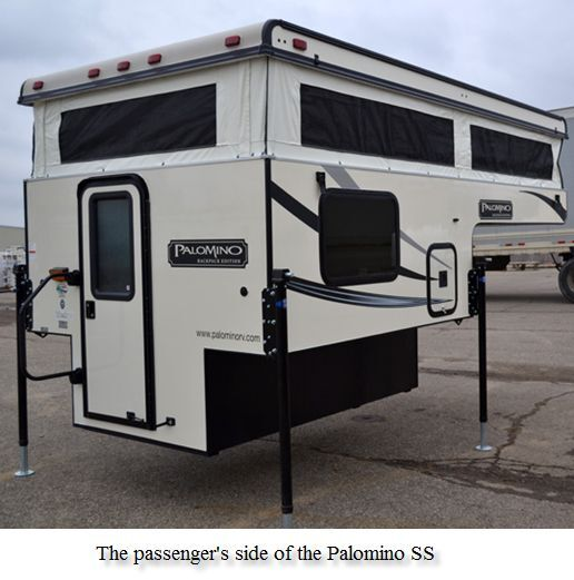 New 2019 Palomino Back Packer SS 500 pop up bakkie campers