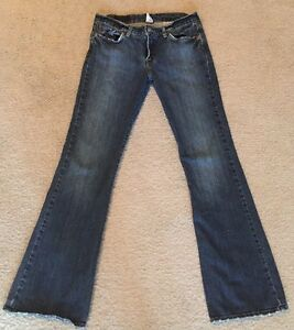 Lucky-Brand-Sweet-N-Low-Stretch-Distressed-Jeans-Size-6-28-Women