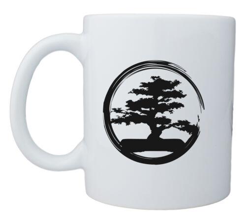 Bonsai beidseitig bedruckt Teetasse Kaffeetasse lust Tasse mit Spruch Motiv