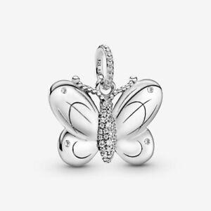 ciondolo pandora originale farfalla