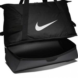 Preiswert Kaufen Nike Academy Team Base Duffel Gym Football Sports Holdall Bag Extra Storage Blk Aromatischer Geschmack