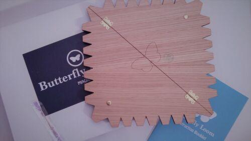 Butterfly Loom - Magic size hand weaving loom