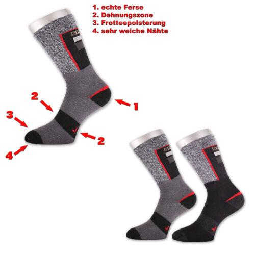 6 Paia Calze funzione calde in spugna parte del piede tallone allungamento zona Calze sportive