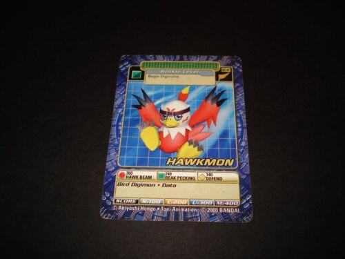 BANDAI DIGIMON CARD BO-111 HAWKMON-FREE COMBINED SHIPPING-GREAT CONDITION