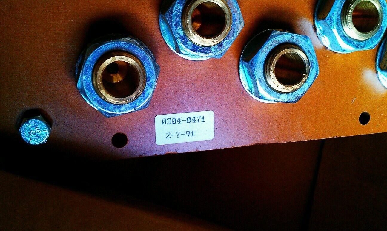 304-0471 ONAN CCK WNP200 BUG WELDER CONTROL HEAD RESISTOR ASSEMBLY NOS