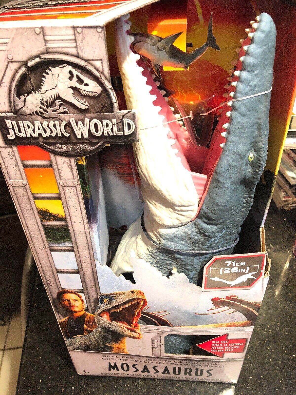 Jurassic welt gefallenen königreich gefühl mosasaurus jurassic park mattel neue