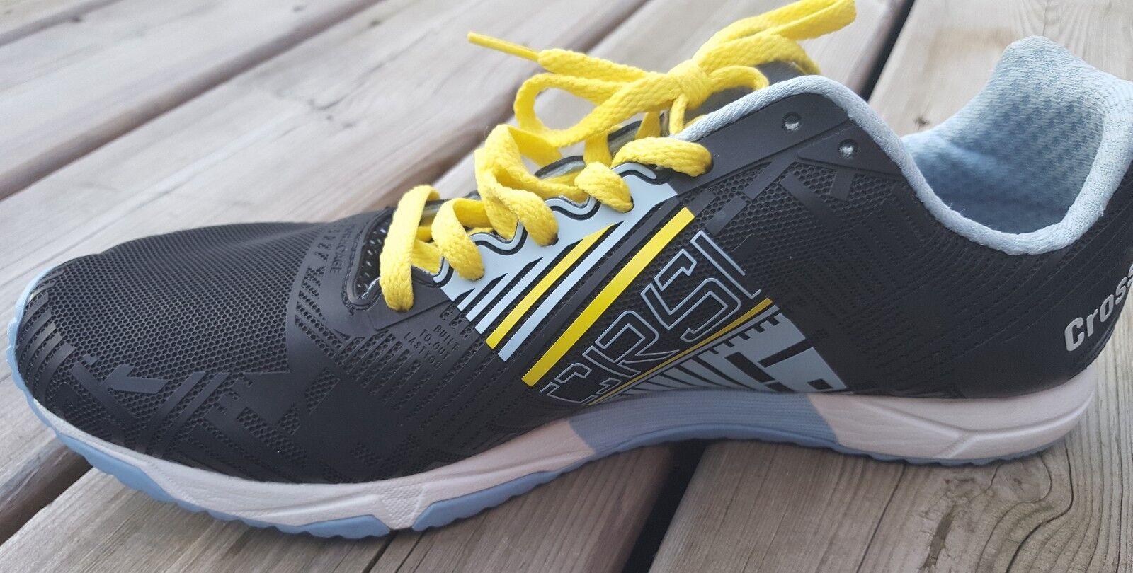 Reebok Crossfit Girnt 2.0 Training  scarpe Sz 9.5 NUOVO M47621 nero  109  comprare a buon mercato
