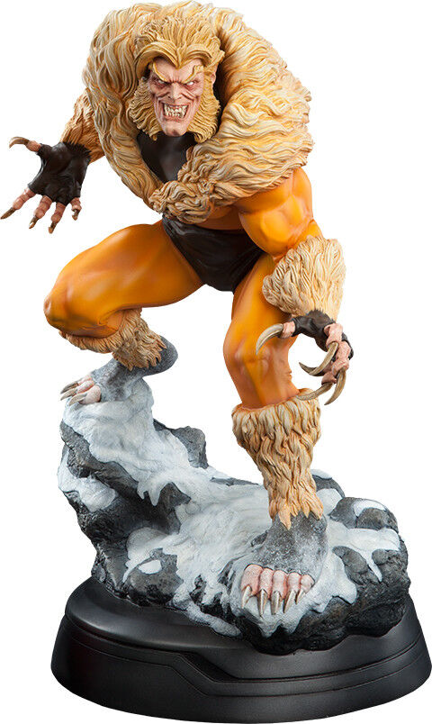 X-MEN  Sabretooth 17.5  Premium Format Statue (Sideshow Collectibles)