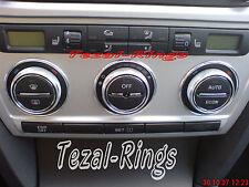 VW GOLF V/Plus * TOURAN CLIMATRONIC * Cromo CAPS * * 3 * aluringe