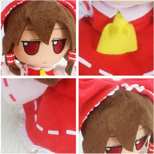 Anime TouHou Project Fumo Fumo Plushie Hakurei Reimu Plush Doll Soft Toy Gift