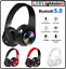 Bluetooth-5-0-Wireless-Stereo-Gaming-Headset-Headphone-Noise-Cancelling-With-Mic 縮圖 1