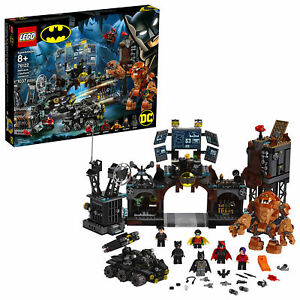 Lego-76122-DC-Super-Heroes-Batcave-Clayface-Invasion-NEW-amp-BOXED